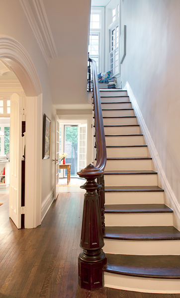 18th Century Landmark Frame House Restoration On Hicks Brooklyn